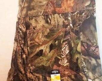 Mossy Oak / Break Up Country / Men Camo Pants / 34/32 / NEW