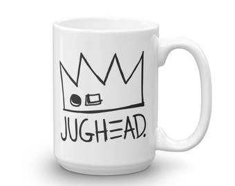 NEW! Jughead Jones Mug, Fun, Cute, Riverdale, Archie Comics, Jughead Jones, Veronica Lodge, Betty Cooper, Archie Andrews, Mug, Coffee, Tea