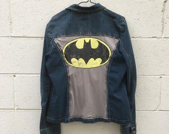 Batman Denim Jacket