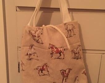 Horses bag