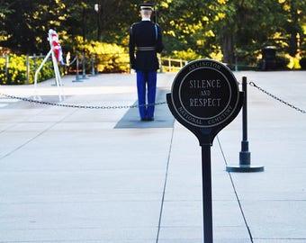 Arlington National Cemetery Photography,Canvas Photography,Historical Landmark Photography, Military Photography, Washington DC Photography
