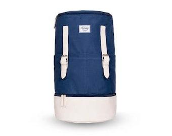 Alto Navy Blue Backpack