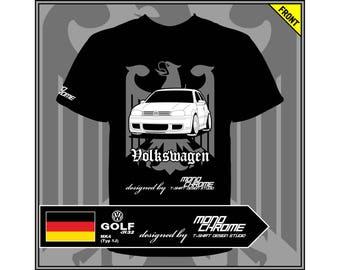 T-shirt Volkswagen Golf R32 MK4 (Typ 1J)
