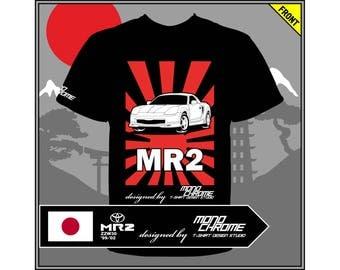 T-shirt Toyota MR2 ZZW30 '99-'02