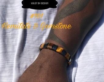 Men's handmade bracelet