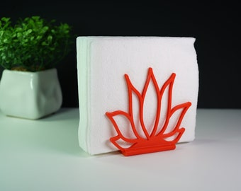 Lotus Napkin Holder