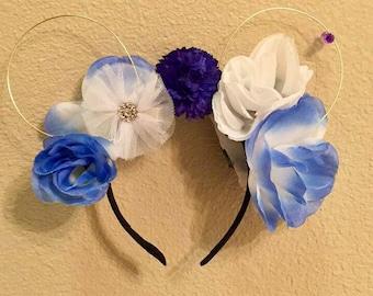 Cinderella Flower Mickey Ears