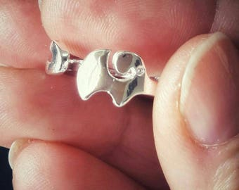 Elephant Luck Ring