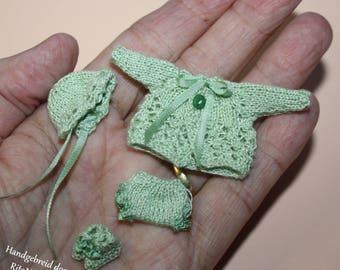 1:12 Hand Green Baby Kit