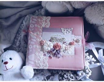 Сhildren's album for baby girl