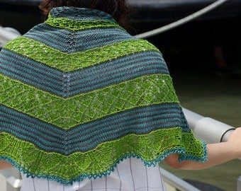 Germinate Shawl