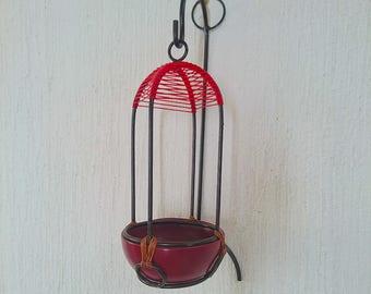 Medium Cage Pendant