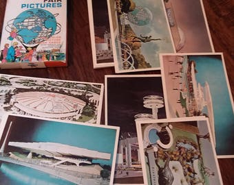 1964-1965 New York World's Fair Pictures