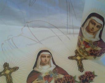 Candlecover-Cubrevelas Maria
