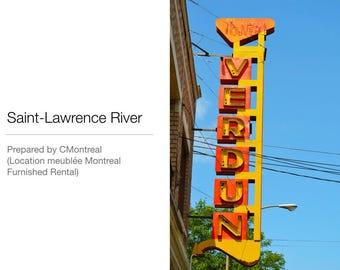 Photo album - St-Lawrence River (EN), Verdun (Montreal) (pdf)