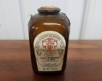 Snuff bottle empty