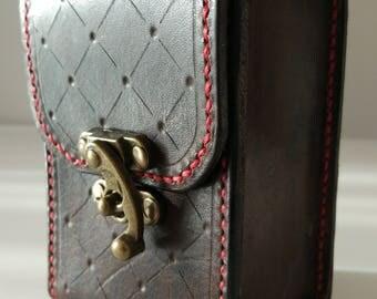 Yu-Gi-Oh! Real Leather DECK BOX