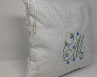 Cosmetic Bag, Zipper Bag, Can be used for travels and more