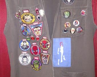 Marvel Collector Corps Custom Vest