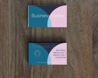 Business Card and Letterhead design