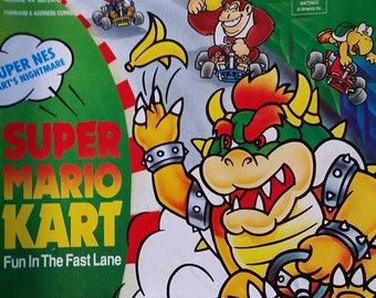 Nintendo Power Volume 41 Super Mario Kart SNES