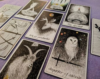 Marriage/Relationship Tarot Reading (12 Cards)