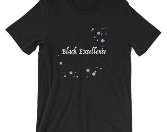 Black Excellence Black Panther T-shirt