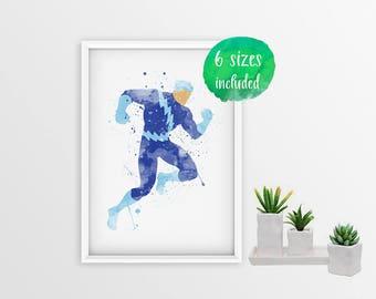 70% OFF Quicksilver, quicksilver xmen, xmen prints, xmen wall art, quicksilver avengers, quicksilver marvel, marvel universe 10969a
