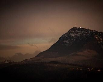 The Mountain calls