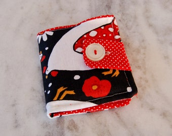 Bi-Fold Chicken Wallet