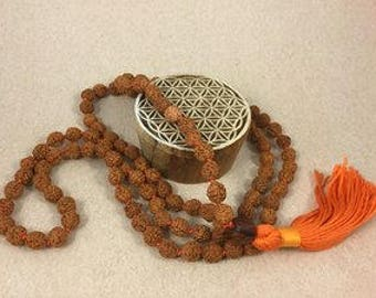 RUDRAKSHA (ORANGE)