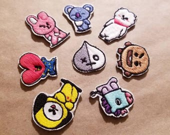 BT21 Complete Set