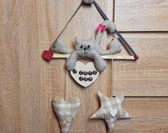 Sweet Kitty - Hanging decoration