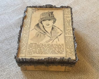 Box rectangular Felyne