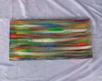 Zebra Stripes 10x20