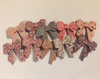 10 Origami bows