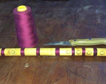 bamboo flute f key