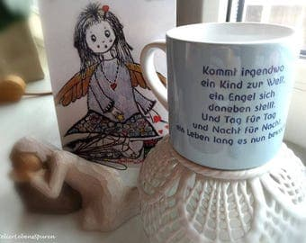 "Mug ""Angel"""