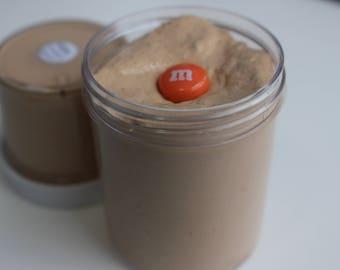 M&M cookie dough (4oz)