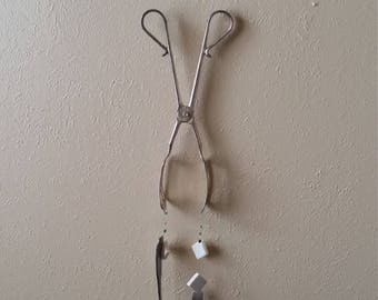 Serving tongs Windchime