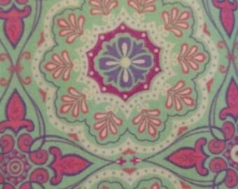 Swaddle Blanket - Custom Bohemian Medallion