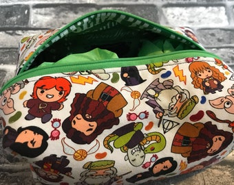 Beanboozled zippered bag