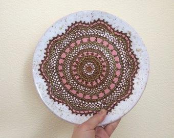 "Plate ""Arab style"""