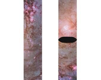 Space Celestial Sublimation Socks
