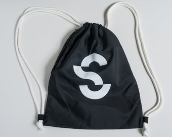 Shoplo Bag Black & White