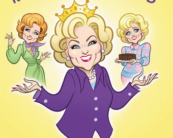 Betty White Rules the World book