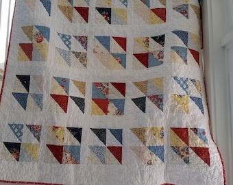 quilt, handmade,