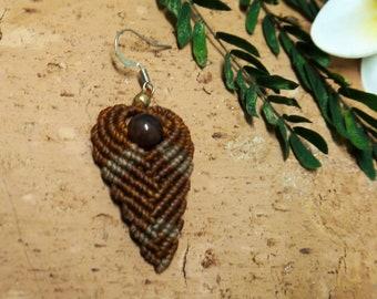inspirational womens gift, bohemian jewelry, boho chic, Hippie jewelry, Boho accessories.Drop Earring. Free shipping