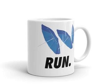 Run Mug for Vine Lovers