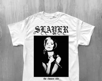 Slayer : BTVS / Metal Tee Shirt